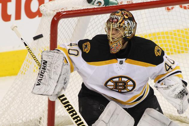 Report: Rask Groin Injury Not Serious