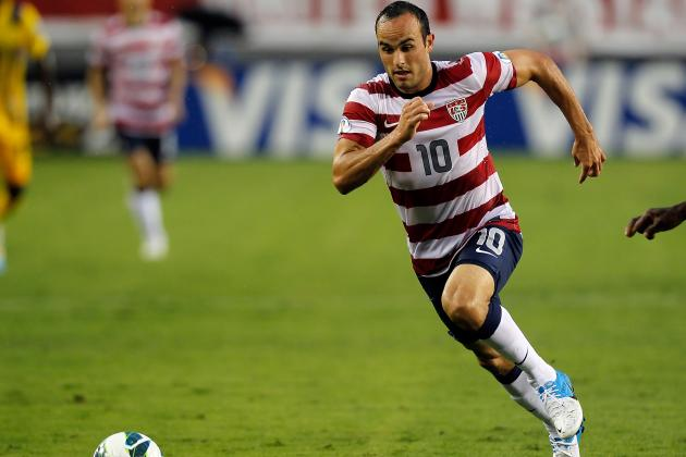 Landon Donovan: Retirement Talk Is Premature Due to a Career Phase