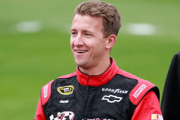 Allmendinger to Race No. 51 Car at Martinsville
