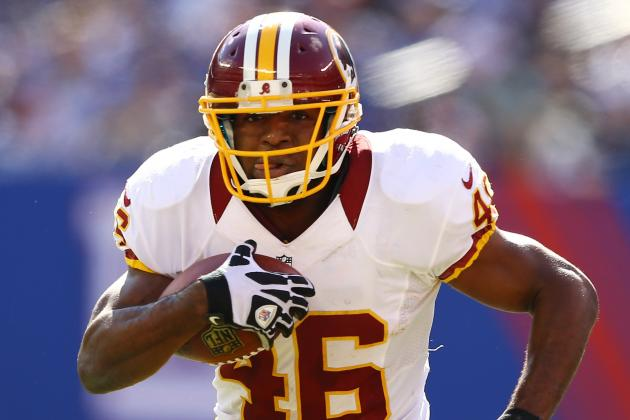 Alfred Morris Nominated for NFL Rookie of the Week