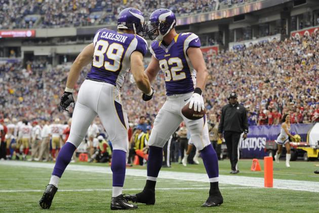 John Carlson's concussion not a 'long-term' issue, Vikings coach says