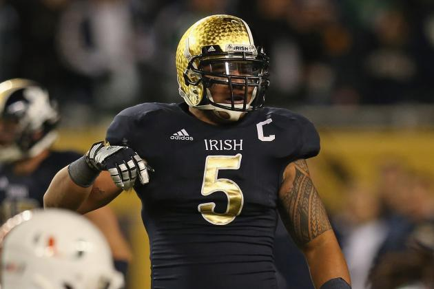 Notre Dame vs. Oklahoma: How Manti Te'o Can Become the Heisman Front-Runner