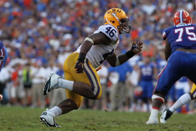 Debate: Who Is LSU's MVP Through the First 8 Weeks?