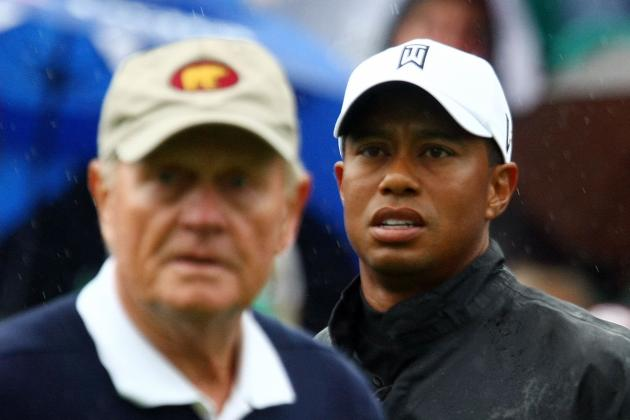 Tiger Woods 'Absolutely' Has Doubts About Catching Jack