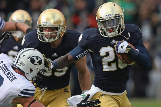 Notre Dame Football: Should a Win over Oklahoma Propel Irish to No. 3 in BCS?