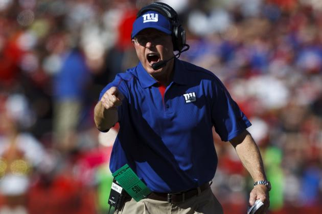 New York Giants: Progress Report Headed into Week 8