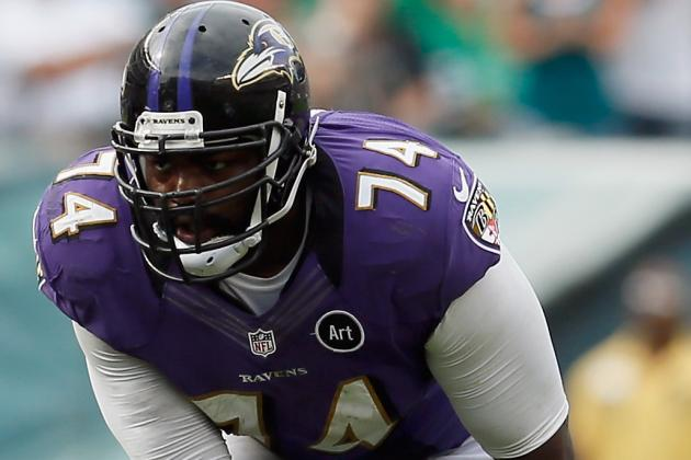 Ravens Have Opened Contract Extension Talks with Oher