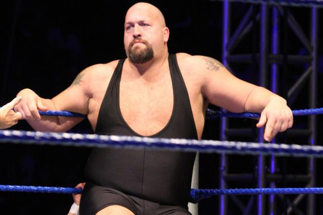WWE Hell in a Cell 2012 Results: Big Show Defeats Sheamus to Win World Title