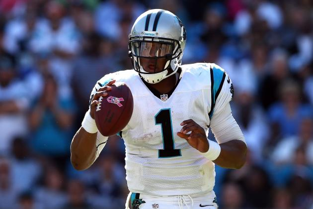 Cam Newton: Fantasy Owners Shouldn't Bench Struggling Carolina Panthers QB