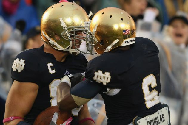 Eifert Key to Notre Dame's Effectiveness