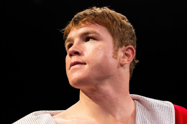 Saul 'Canelo' Alvarez: Who Should the WBC Title Holder Face Next?