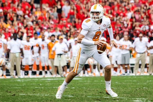 Too Late to Get Tough with Tyler Bray