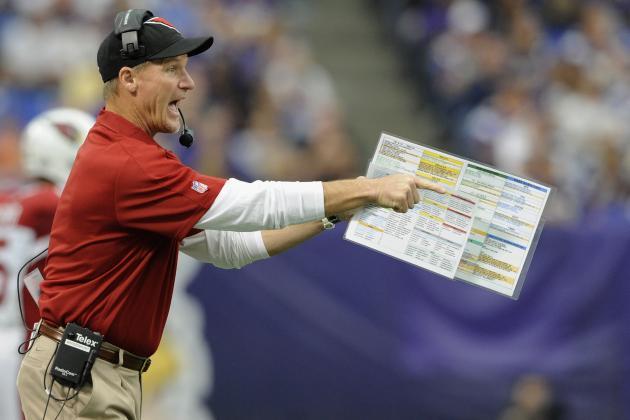 Arizona Cardinals Progress Report: Where Do Things Stand Heading into Week 8?
