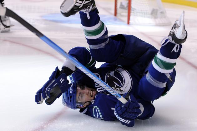 Vancouver Canucks: Re-Signing Alex Burrows More Than Makes Up for Shane Doan