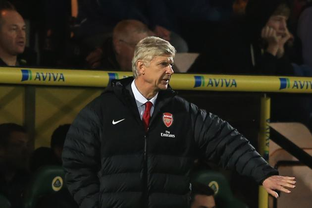 Champions League 2012: Arsenal Face Toughest Test Yet
