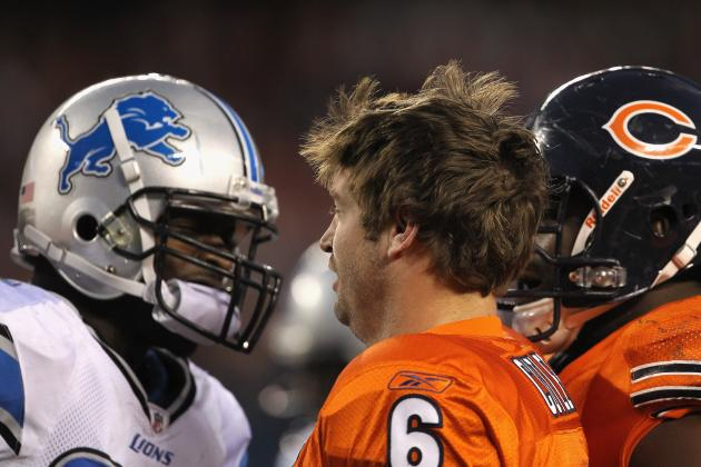 Bears QB Jay Cutler Says Ndamukong Suh Hit 'Was Clean'
