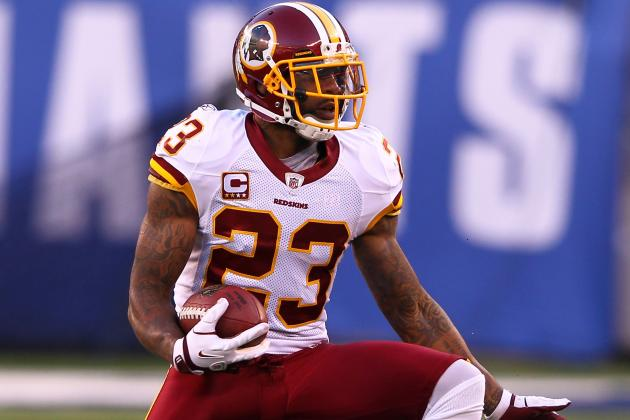 DeAngelo Hall on Victor Cruz TD: 'We Gave Him That'