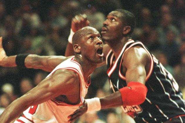 How Michael Jordan Changed the NBA's Center Position Forever