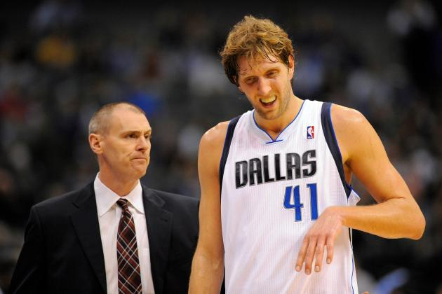 Dirk Nowitzki, Rick Carlisle Receive Praise from NBA GMs