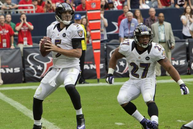 Baltimore Ravens Progress Report: Where Do Things Stand Heading into Week 8?