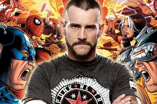 WWE News: CM Punk to Write Introduction for Avengers vs. X-Men