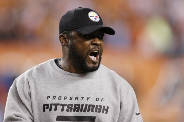 Steelers Defense Rises to No. 2