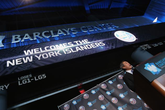 Hello Brooklyn: New York Islanders Announce Move to Barclays Center