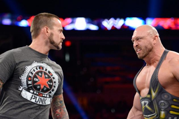 WWE Hell in a Cell 2012: Why Losing Would Cut off CM Punk's Momentum