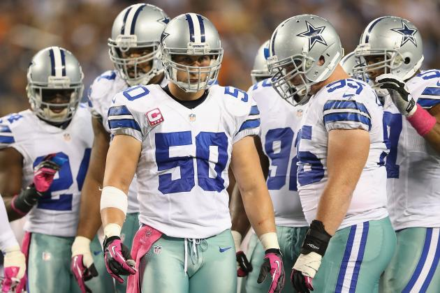 Sean Lee's Absence Will Be Difficult Hurdle for Dallas Cowboys to Overcome