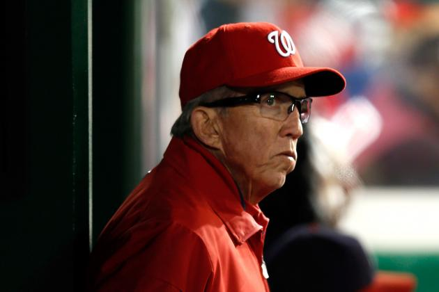 Sporting News Names Nationals Manager Davey Johnson NL Manager of the Year
