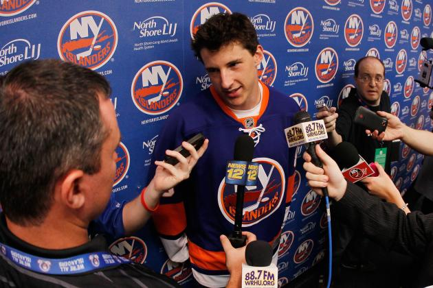 Isles Prospects: A Team Grows in Brooklyn