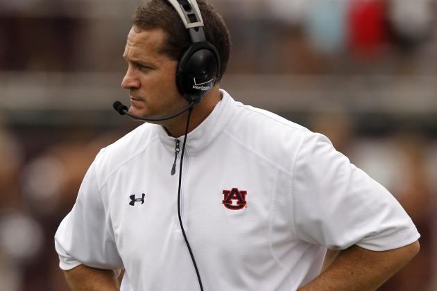 Chizik on Finding a Turnaround: 'That's My Responsibility to Make It Happen