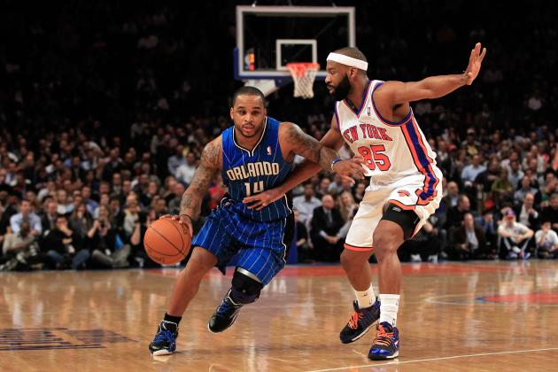 Fantasy Basketball Sleepers 2012: Underrated Guards to Target on Draft Day