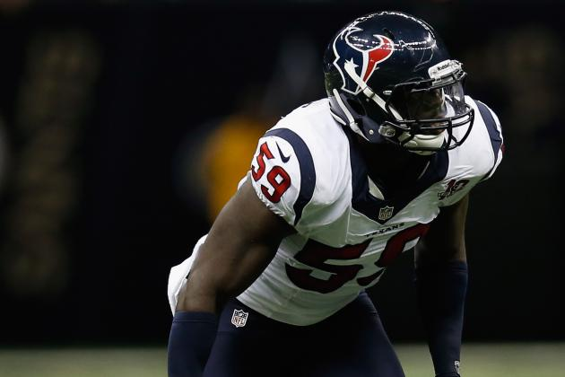 Mercilus Sacking from Scratch with Texans