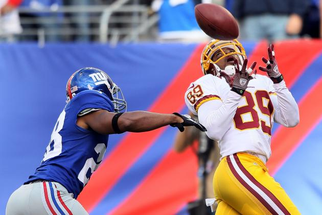 Santana Moss: Updated Fantasy Profile & Analysis for Redskins WR