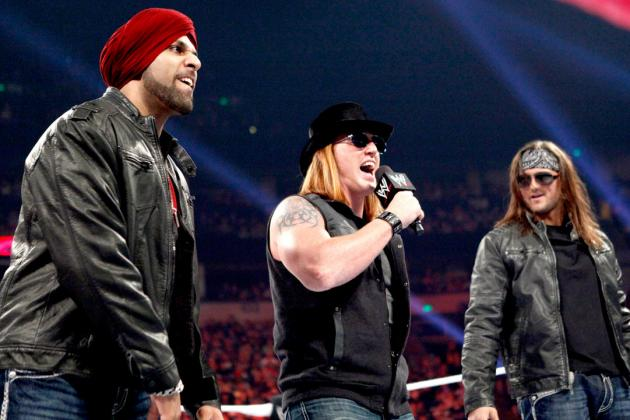 WWE Analysis: Is 3MB the Next J.O.B. Squad or the Next Great Stable?