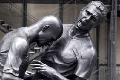 Zidane Statue Causes Controversy
