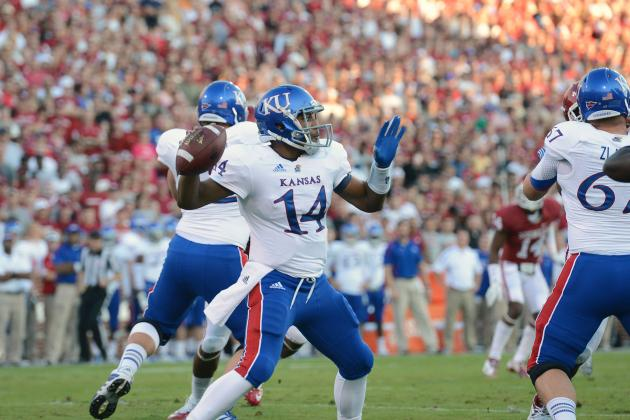Kansas Football: Charlie Weis Shakes Up Jayhawks' Depth Chart for Texas Game