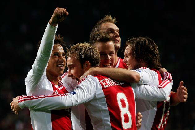 Ajax vs. Manchester City: Score, Analysis and Grades