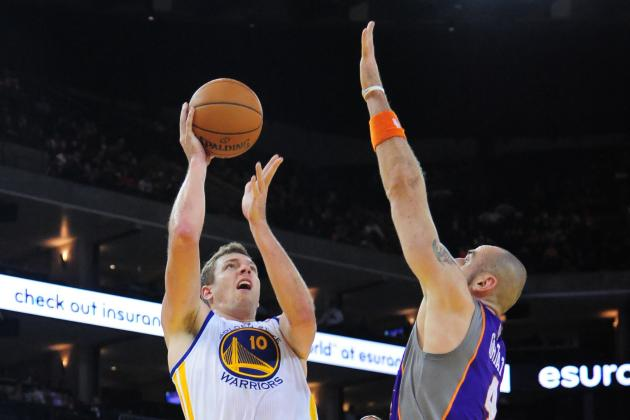 Steinmetz's Instant Replay: Warriors 107, Suns 92