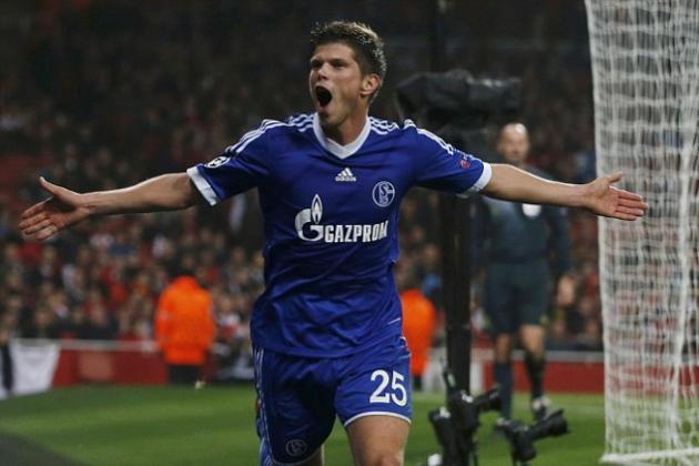 Arsenal 0 Schalke 2: Dutch Duo Huntelaar and Afellay Put Gunners to the Sword