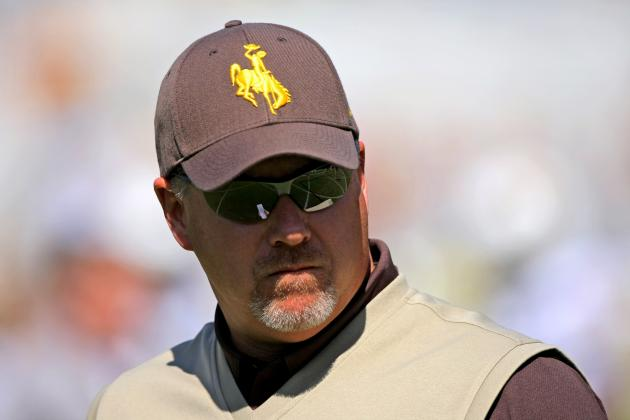 Wyoming Coach Suspended for Saturday's Game Against BSU