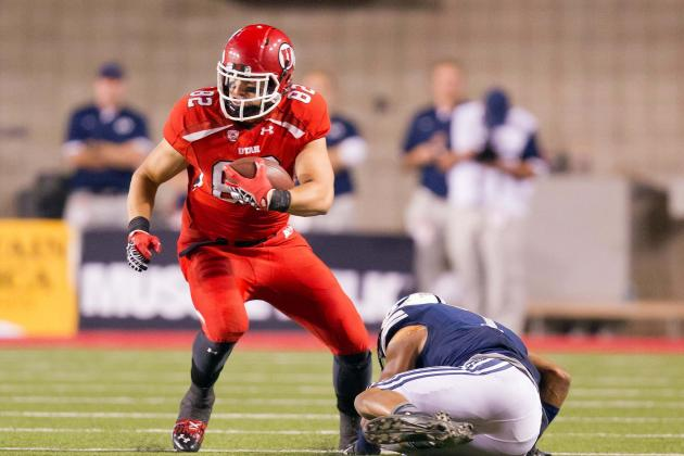Jake Murphy Is a Reliable Target for Utah