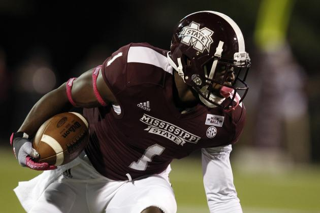Mississippi State vs. Alabama: Why This Will Be Start of Losing Streak for MSU