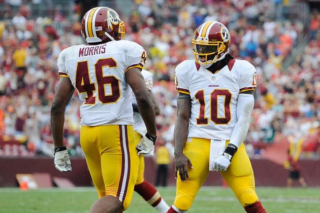Washington Redskins: Stats That Matter Headed into Week 8