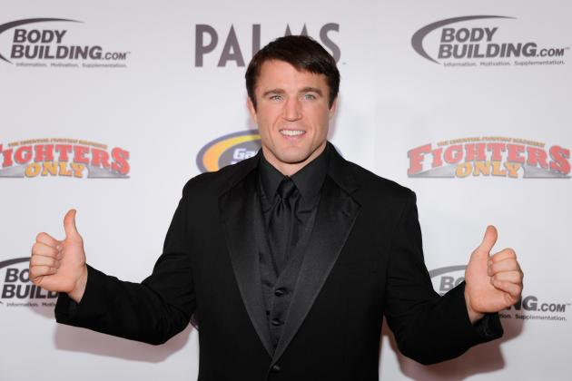 Chael Sonnen Takes to Twitter to Answer Rampage Jackson