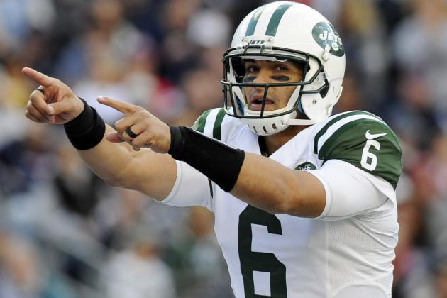 Breaking Down Mark Sanchez's Form at the NFL's Midseason Mark