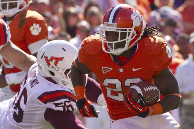 Clemson's Red Zone Strength Meets Wake Forest's Weakness