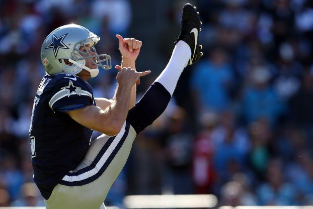 Cowboys Corner: Brian Moorman Will Handle Punting Duties Rest of the Season