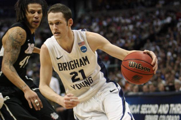BYU Forward, Stephen Rogers, Has to Call It Quits Due to Recurring Knee Problems